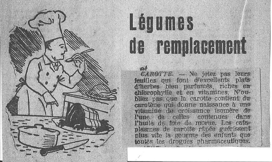 Almanach de la légion française des combattants (archive privée)