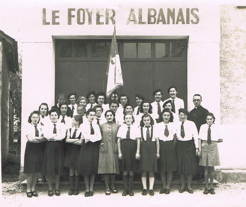 La JACF d'Albens (archive privée)
