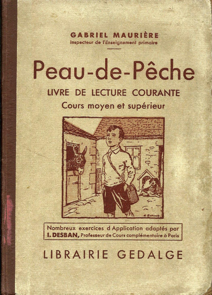 Livre de lecture (collection privée)