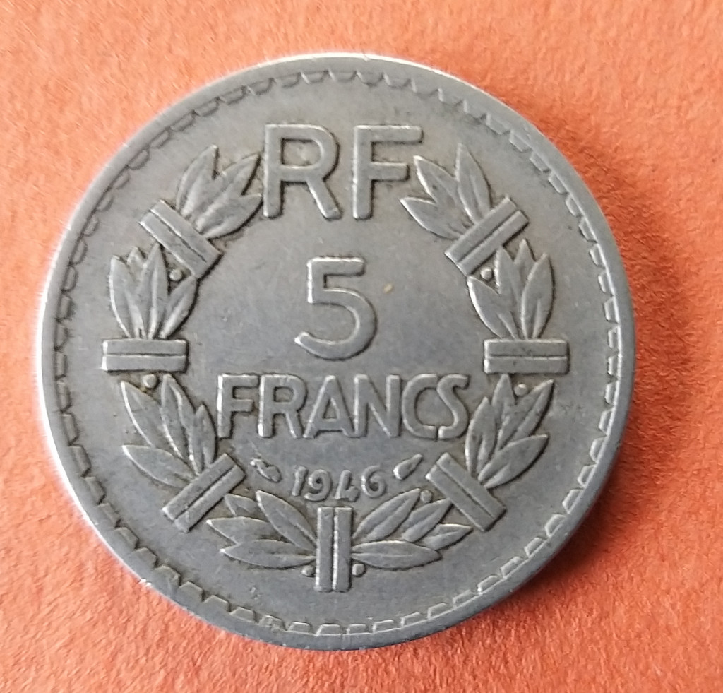 Monnaie de 1946