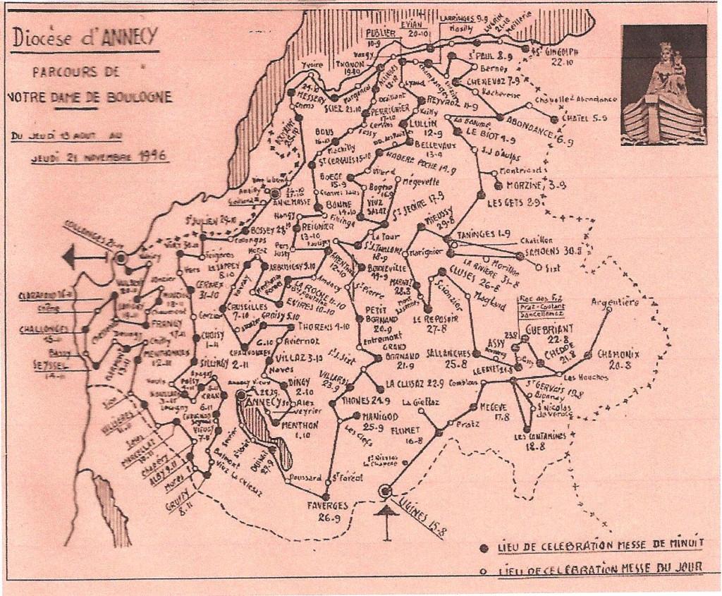 Source, Archives départementales de la Haute-Savoie.