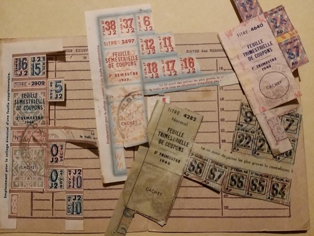 Des tickets durant quatre années de plus (archive privée)