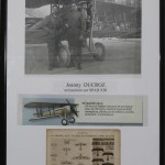 Avions - Joanny Ducroz, mécanicien sur Spad XIII